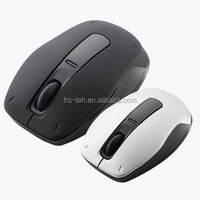 Ergonomic wireless mouse with cheap price accept customerized logo