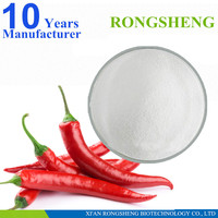 Chinese Factory supply pure 99% Capsaicin powder