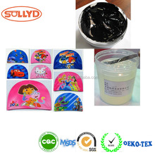 screen printing silicone ink for swimming cap printing