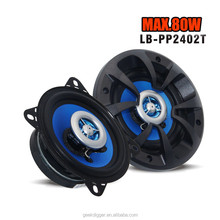 LABO LB-PP2402T 4-Inch High-End Car Coaxial Speakers Car Audio Speakers Support CarCD DVD