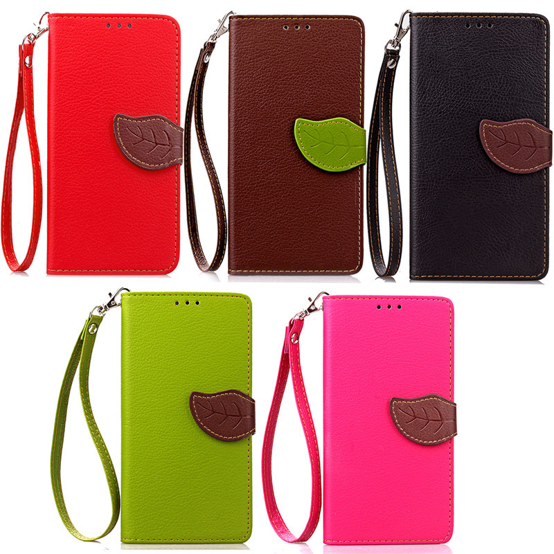 Wholesale Factory Price Mobile Phone Case for Xiaomi RedMi Note 4 PU Leather Flip Cell Phone Case for Xiaomi Redmi Note 4X