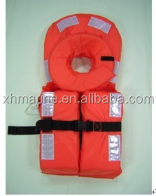 SOLAS EC CCS approved foam working life jacket/vest cheap price