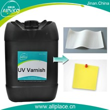 Comptive price 3-5s uncoated paper uv coating