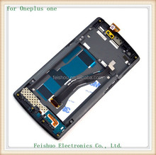 Factory Directly for OnePlus One Front LCD Supporting Frame,for OnePlus One Front Bezel Frame