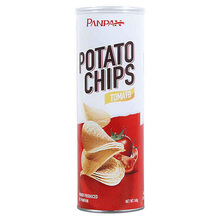 Panpan butter biscuits halal potato chips