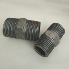 Hot sales galvanized stainless steel hose nipples
