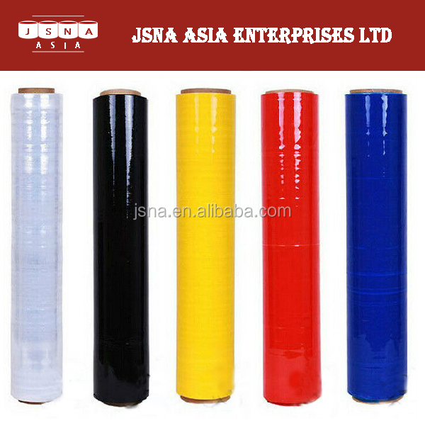 2014 hot sale stretch density PE stretch film