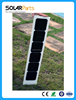 High Efficiency 18 Watt 3.3V Semi flexible Photovoltaic Solar Panel