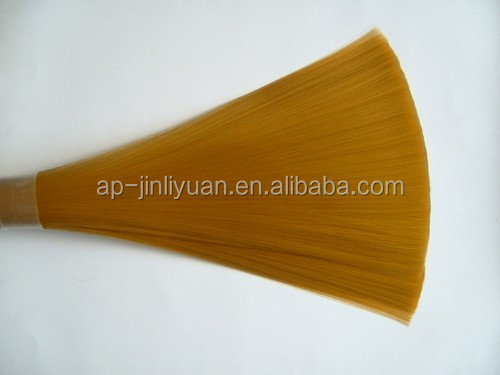 Plastic PET PBT Hollow Paint Brush filament