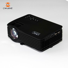 Lowest Price Smart LCD UNIC UC36 Mini Led Laser Projector