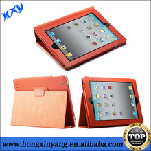 Simple book leather Case for iPad mini with stand function.