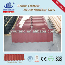 Color Stone Coated Corrugated Roofing Sheet/roof Tiles accessories