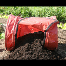 Garden and Kitchen Waste Rolling Mix Composting Composter Bag System