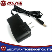 12V 1A power adapter for led,cctv,with Euro,US,AUS,UK plug 12v 1a power adapter
