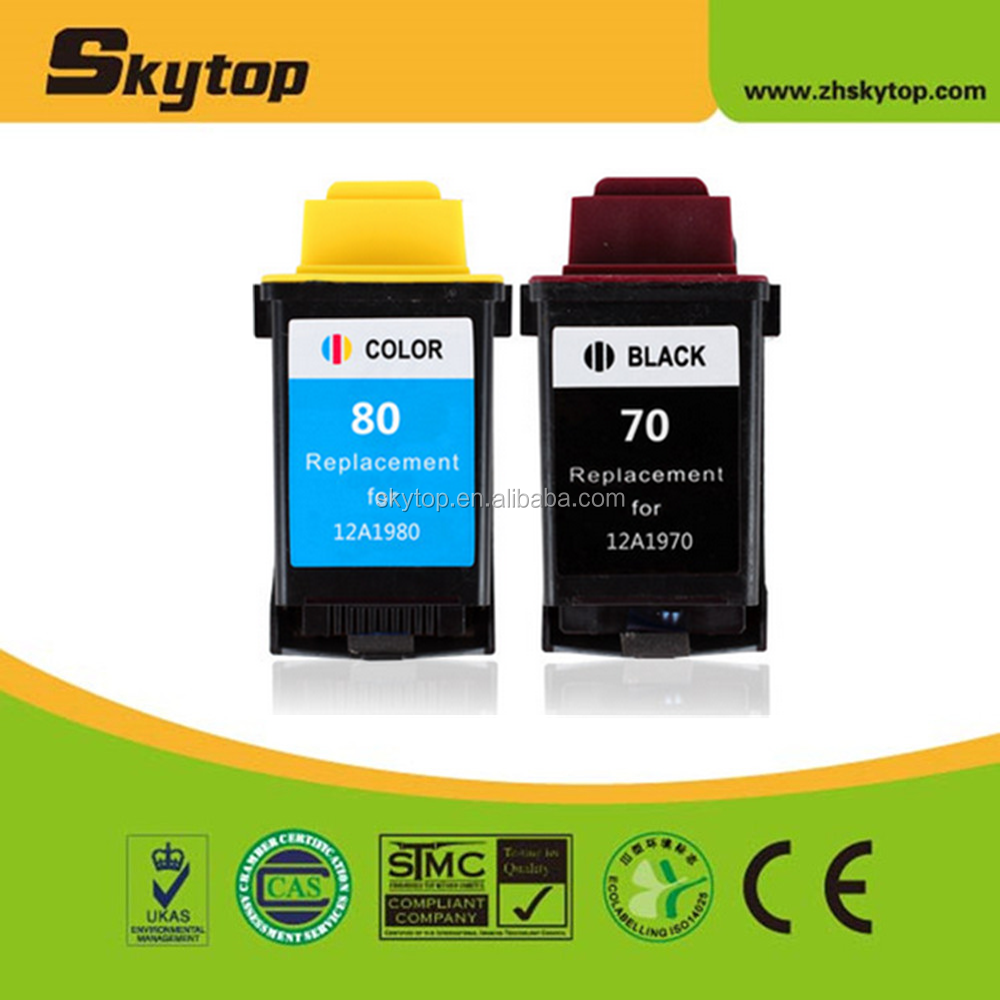 compatible ink cartridge for lexmark 80 12A1980