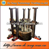 6 poles large capacity testing electric ARC furnace