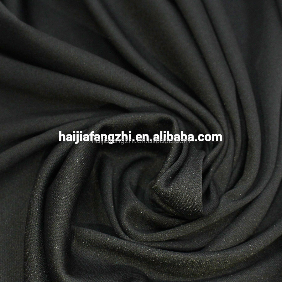 100% polyester knit custom digital printing single jersey fabric