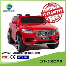Licensed Volvo Kids Ride On Car Suv, Electric Kids Car 2016, 2 Seater Kids Cars ST-FXC90