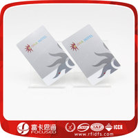 NFC visiting card