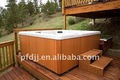 Best seller wholesale hot tubs with Pop UP TV