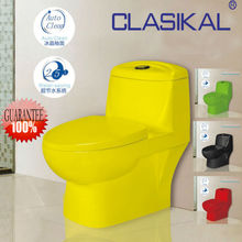 ceramic toilet , ceramic colors toilets