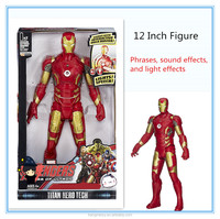 marvel action figures 12-Inch Figure super hero PVC action figures for boy toys