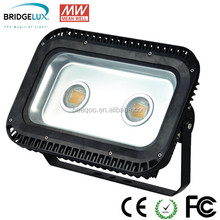 new serious Bridgelux COB100w 200W 240W led flood light with 3 years warranty