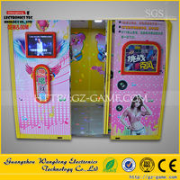 Popular in the mall! Coin operated karaoke jukebox machine for hot sale
