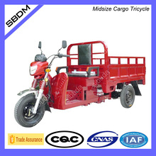 Sibuda Hydraulic Cargo Tricycle With Lift Up System