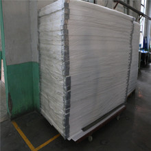 Factory corrugated fluted polypropylene sheet polyflute Fluteboard