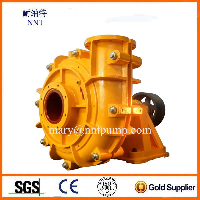 Double-Casing High Head Small Slurry Pumps