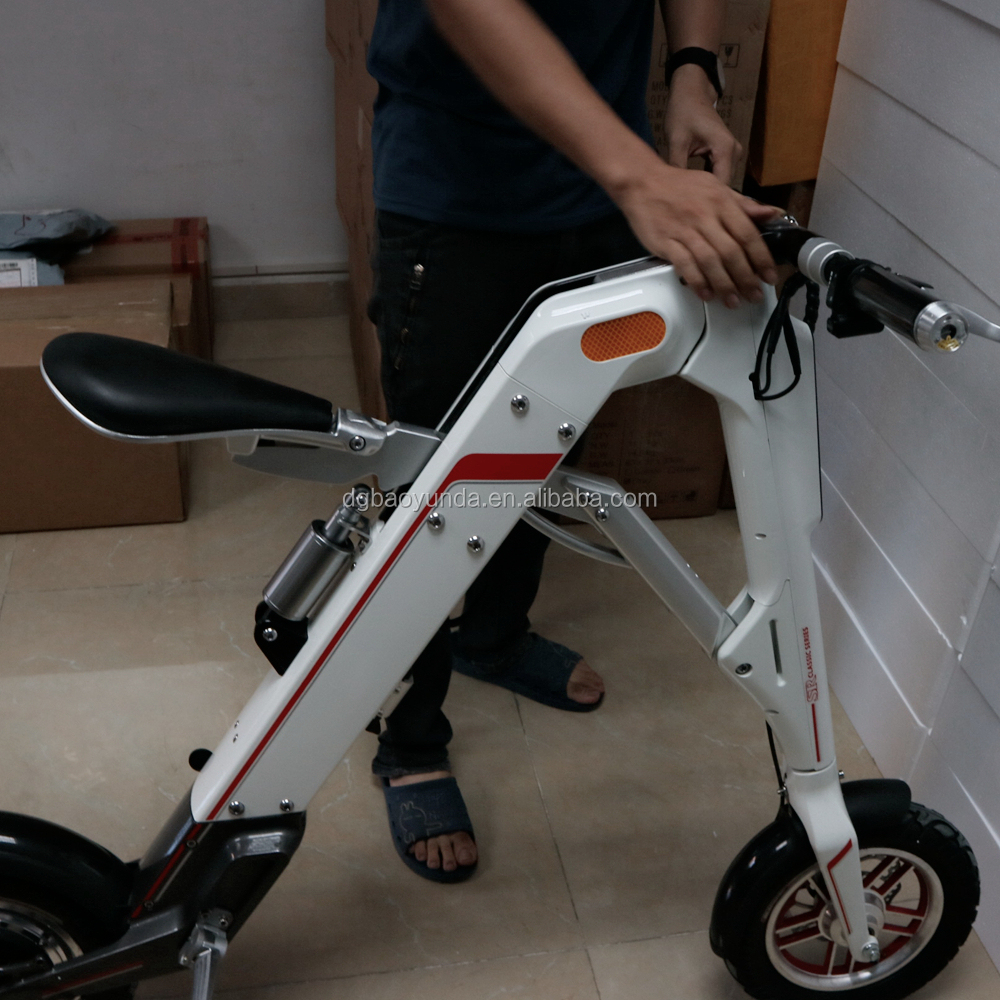 2017 smaller 350W 10inch factory sale hidden battery electric <strong>motorcycle</strong>