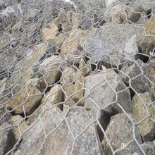 Top quality rubble gabions erosion cages retaining walls for construction
