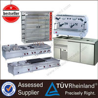 Perfect Customize Solution Used Grilling Equipment Restaurant