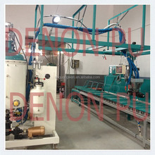 Polyurethane Shoe And Boot Making Machinery