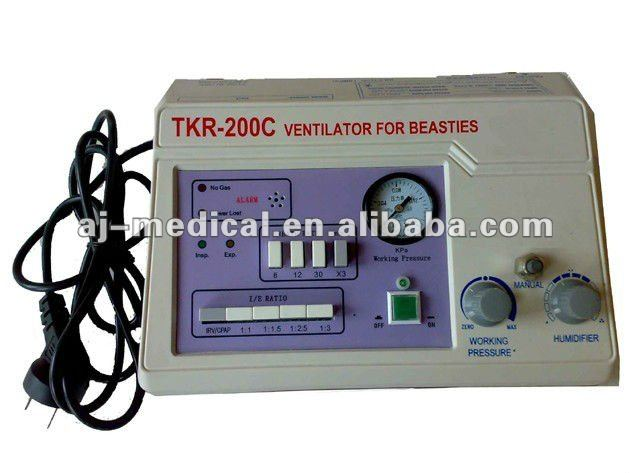 Veterinary Ventilator TKR-200C/CE Proved/Easy to operate