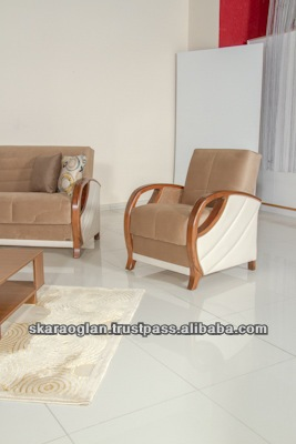 Vettore Rustica Sofa Turkish Furniture