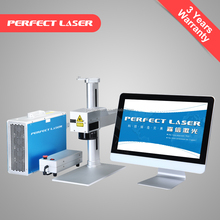 metal parts 30w raycus max fiber laser marking machine price