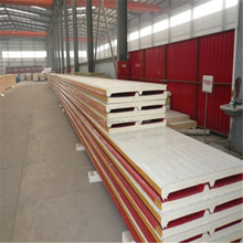 100mm gauge used metal polyurethane insulated sandwich roof panel competitive price