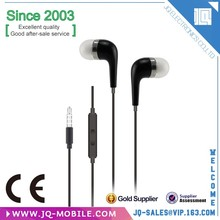 Guangzhou Electronics in ear earphone with mic speaker for free sample