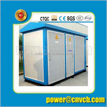 12kv pad power substation made in china compact power equipment