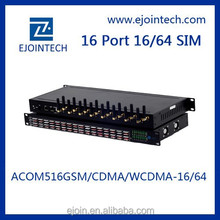 Hotsale! Ejoin 8/16/32 port gsm voip gateway call terminal center h 264 dvr firmware