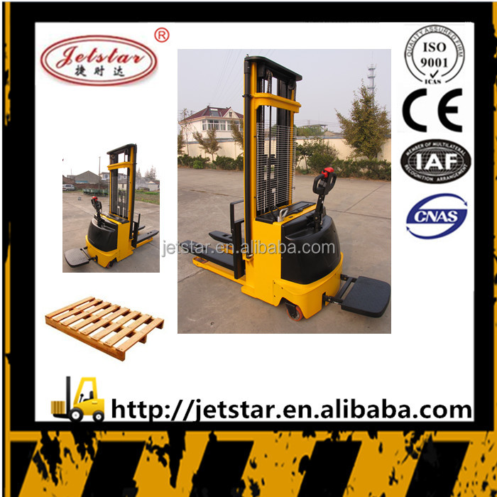 Standing Small battery charger electric forklift