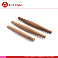 Cake decorating accessories Acacia Rolling Pin