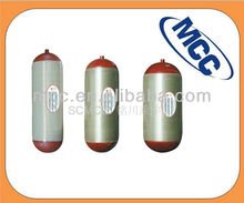 CNG2 compressed natural gas steel cylinder for vehicle