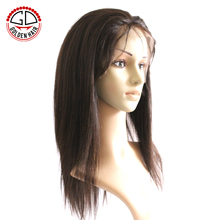 Cheap Price Chinese Virgin Human Hair Full Silk Cap Lace Wig