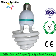 CFL Umbrella Shape Energy Saving Bulbs 26w 32w 45W 65W Lighting Lamp Factory Supplier