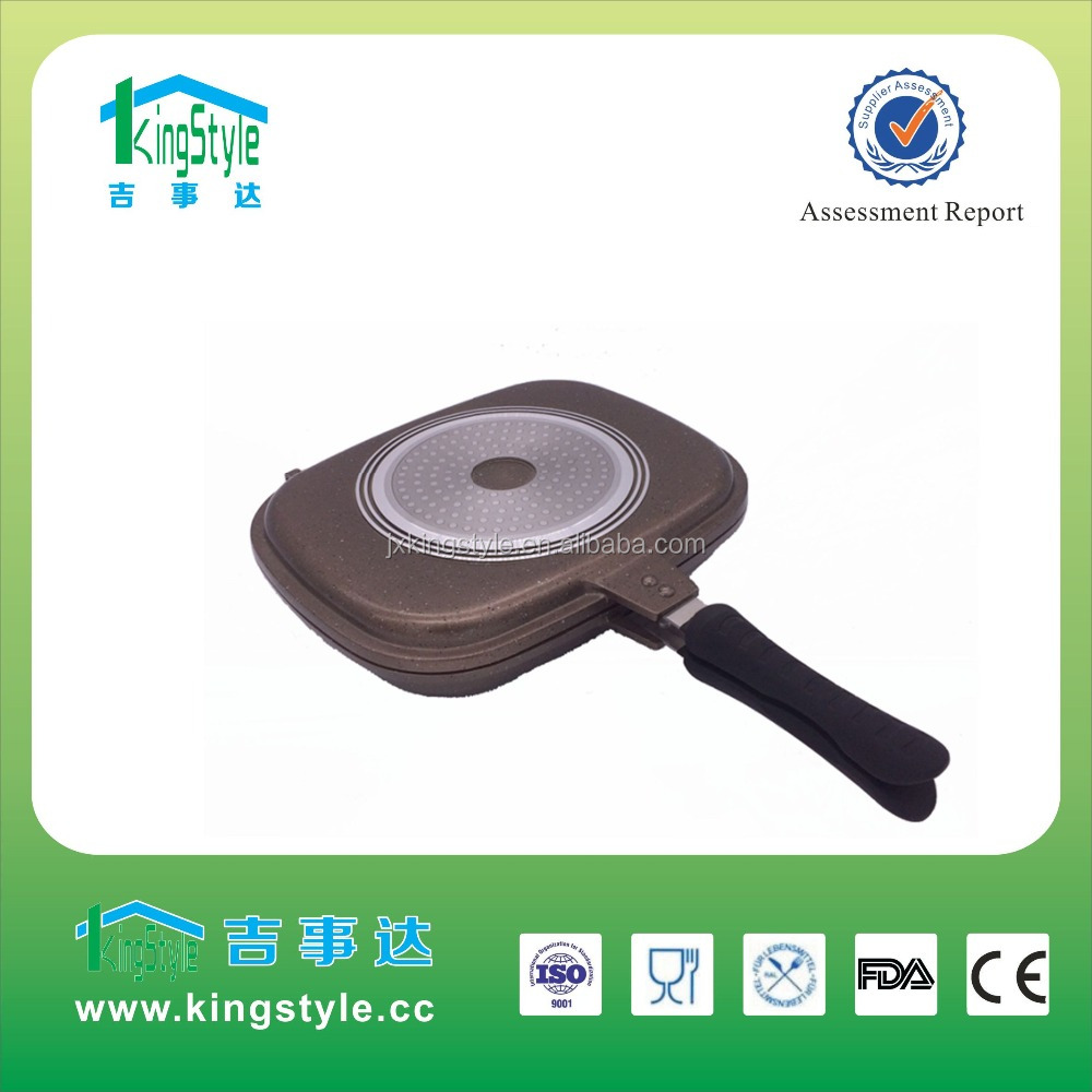 Granite Stone Coating Non-stick Fry Pan as Seen on TV