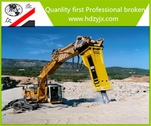 KRUPP hydraulic breaker hammer spare parts for HM350V excavator
