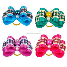 China wholesale high quality Handmade wholesale dog bow tie
